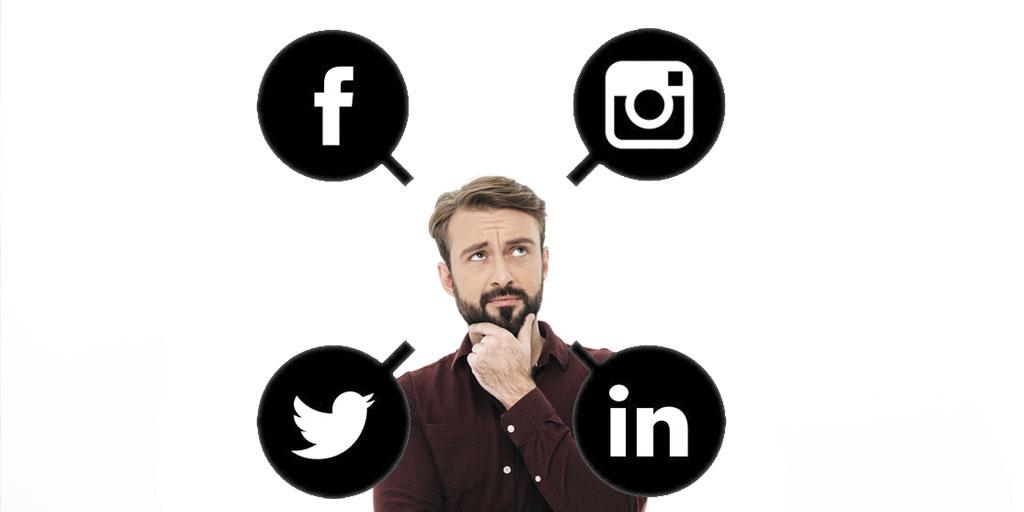 ¿En qué redes sociales debería tener presencia mi empresa?