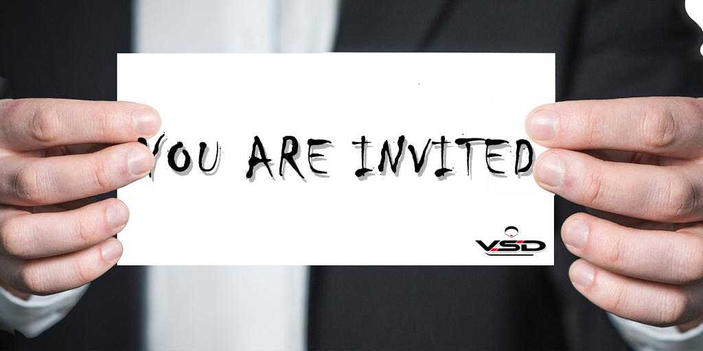 Eventos invitaciones