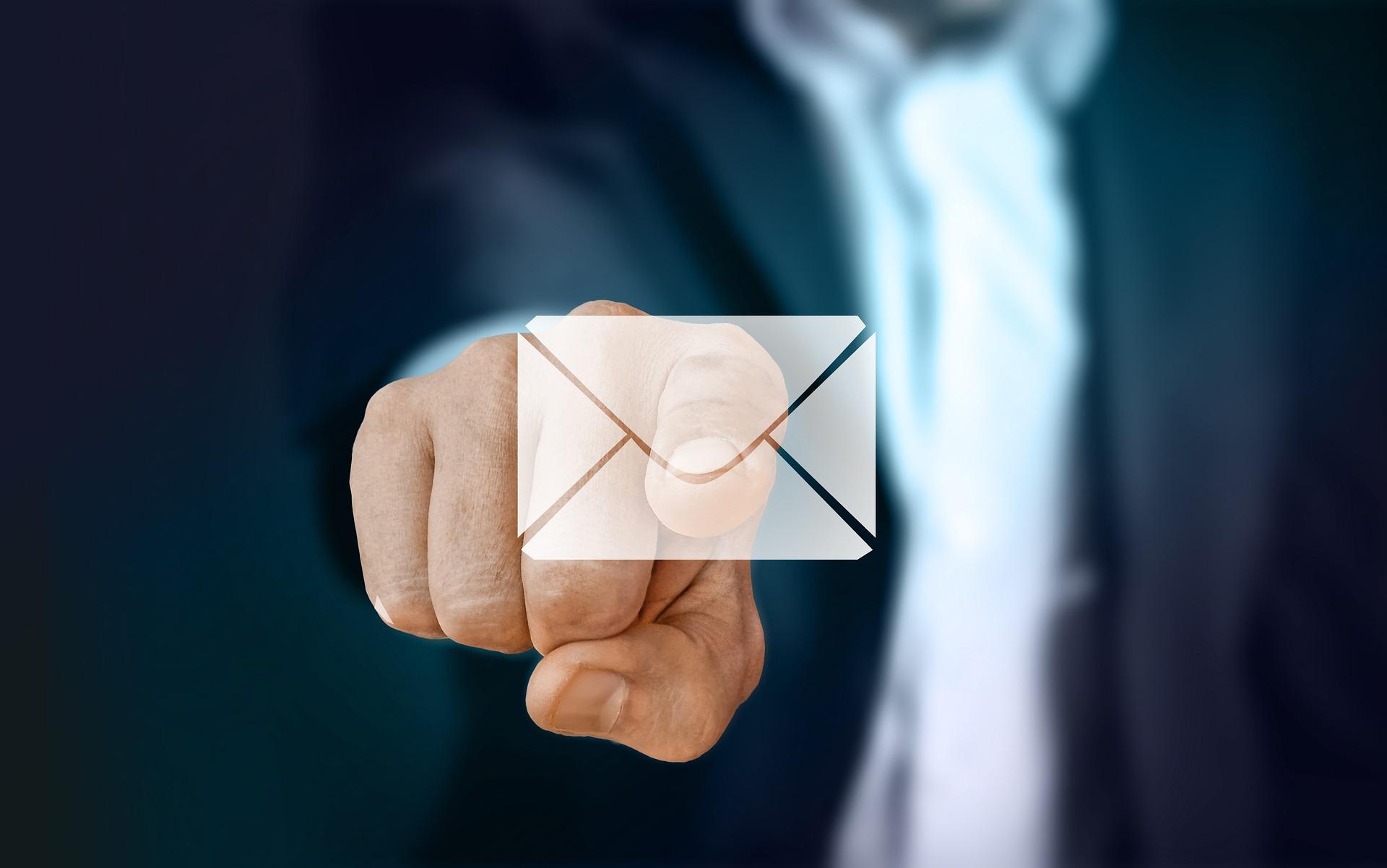 email marketing eventos
